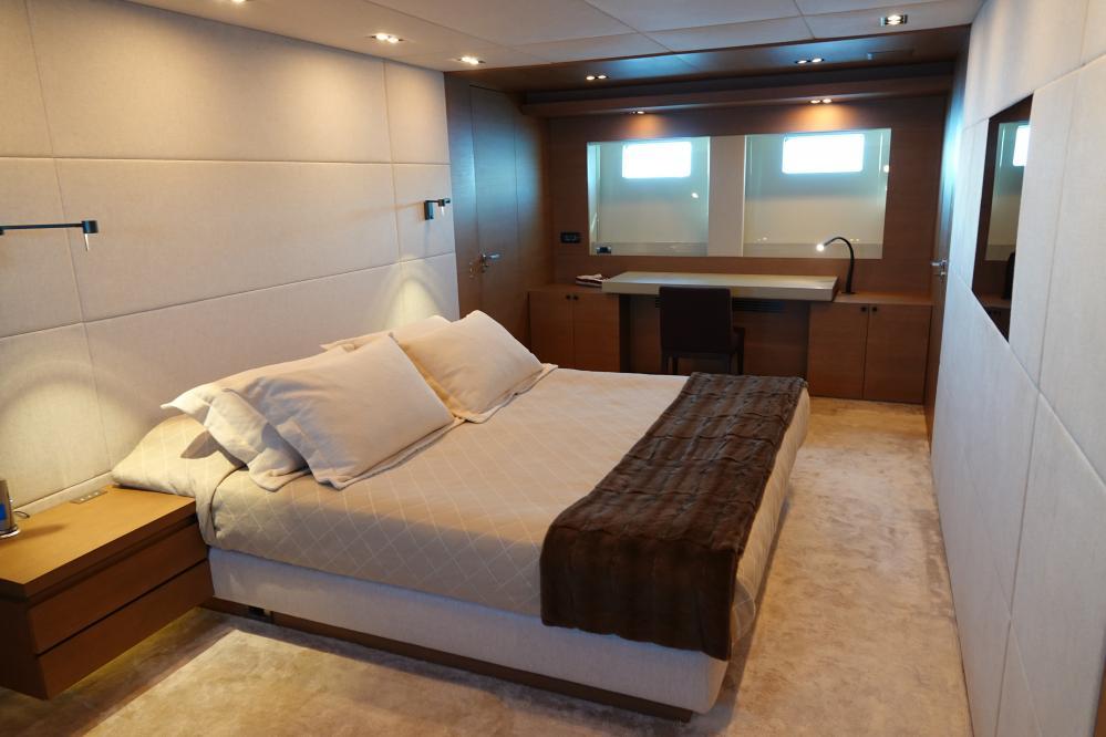 IL GATTOPARDO - Luxury Motor Yacht For Sale - Double Cabin - Img 2   C&N