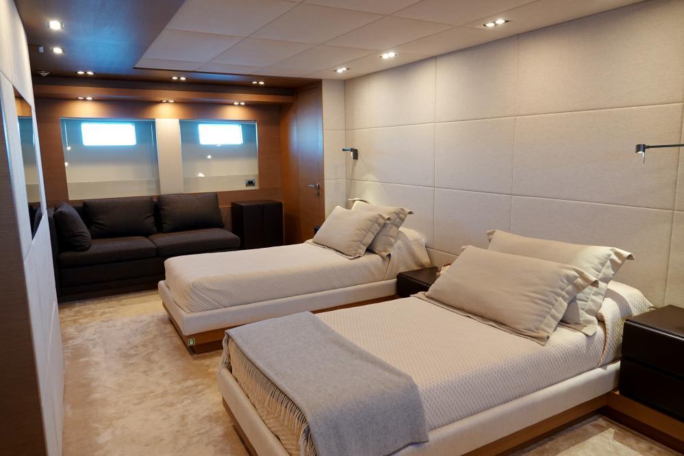 IL GATTOPARDO - Luxury Motor Yacht For Sale - Twin Cabins - Img 1   C&N