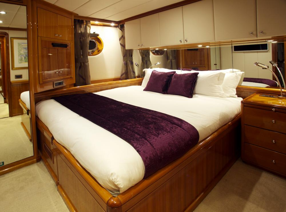 REE - Luxury Sailing Yacht For Sale - Double Cabins - Img 1 | C&N
