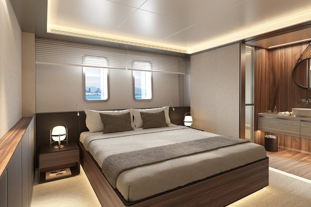 SANLORENZO 500 EXP #146 - Luxury Motor Yacht For Sale - 5 Cabins - Img 1 | C&N