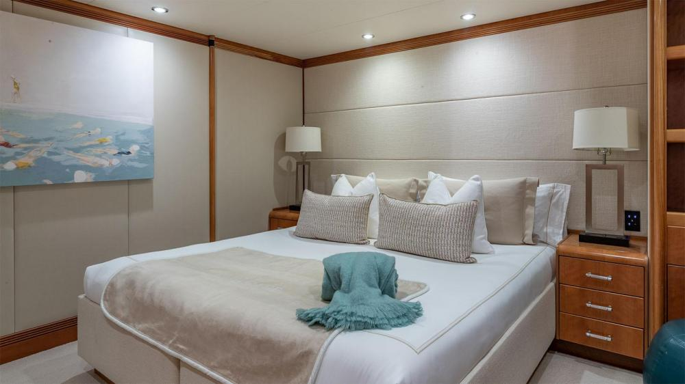 ZEAL - Luxury Motor Yacht For Charter - Four Double Cabins - Img 1   C&N