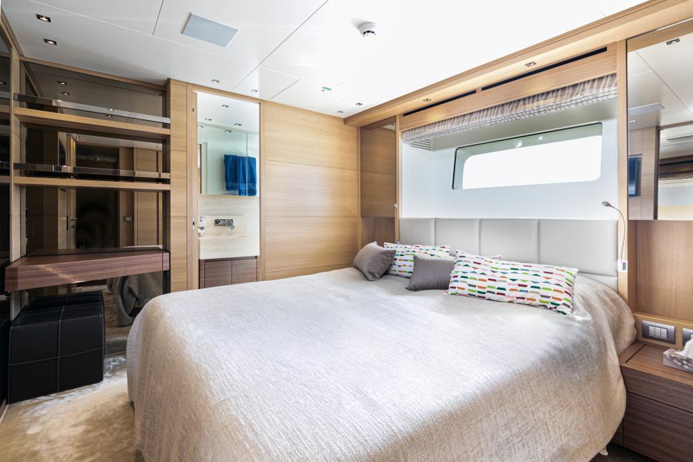 THE UNIFIER KING ABDULAZIZ - Luxury Motor Yacht For Sale - Double Cabin - Img 2 | C&N