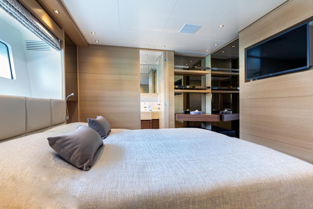 THE UNIFIER KING ABDULAZIZ - Luxury Motor Yacht For Sale - Double Cabin - Img 1 | C&N