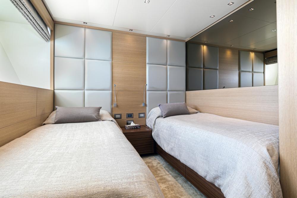 THE UNIFIER KING ABDULAZIZ - Luxury Motor Yacht For Sale - Twin Cabin - Img 1 | C&N