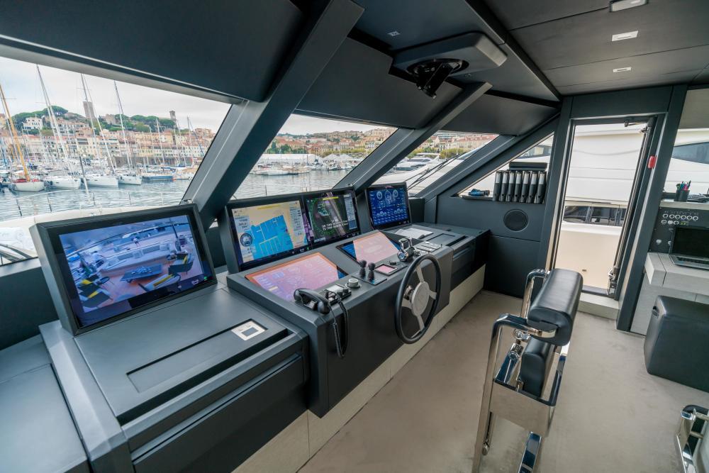 DECEMBER SIX - Luxury Motor Yacht For Sale - Pilothouse - Img 1 | C&N
