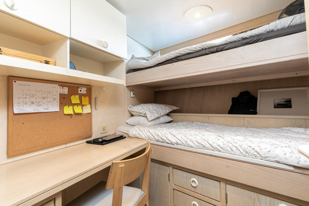 SECRET LOVE - Luxury Motor Yacht For Sale - Crew area - Img 2   C&N