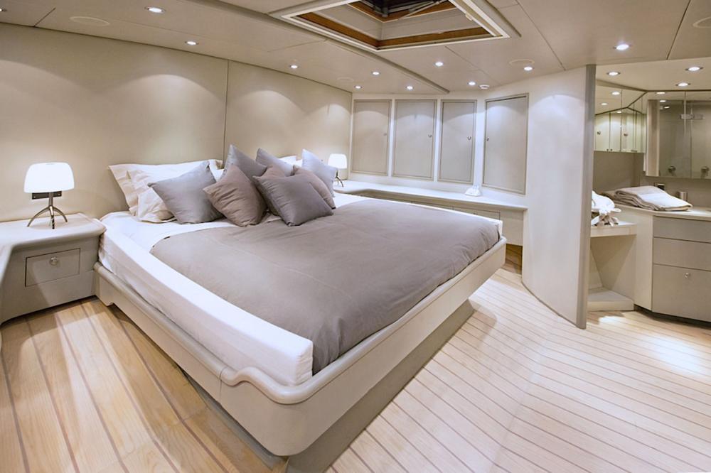 IEMANJA - Luxury Sailing Yacht For Sale - Master Cabin - Img 1 | C&N