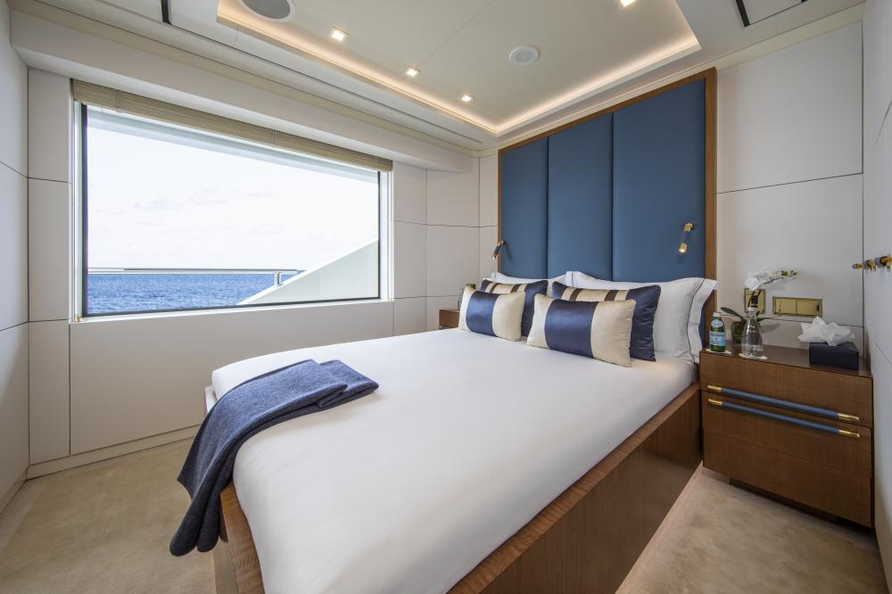 ROMA - Luxury Motor Yacht For Charter - 4 DOUBLE CABINS - Img 1 | C&N