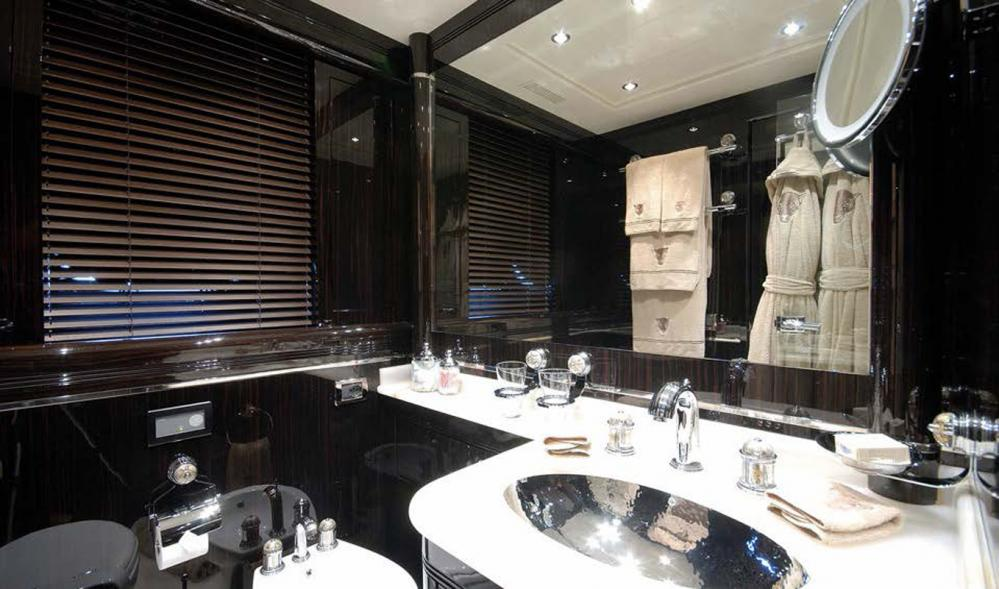 AFRICAN CAT - Luxury Motor Yacht For Sale - VIP Cabin - Img 2   C&N