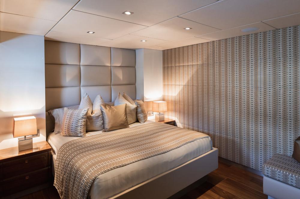 BASMALINA II - Luxury Motor Yacht For Sale - 2 VIP CABIN - Img 2 | C&N