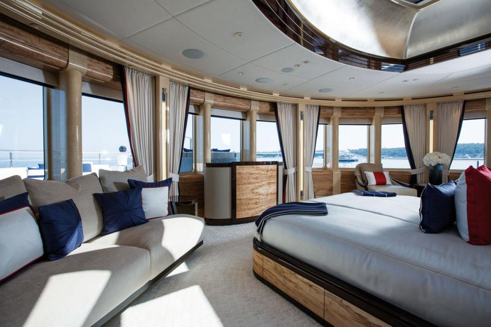 ARIENCE - Luxury Motor Yacht For Charter - 1 MASTER CABIN   1 VIP CABIN   5 GUEST CABINS - Img 1   C&N