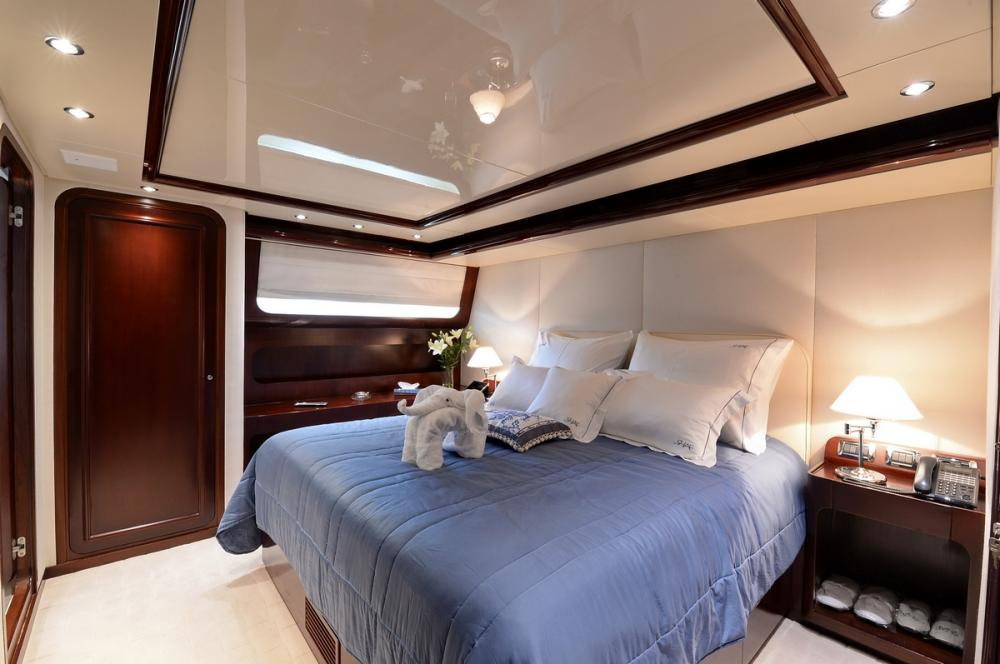 SHAF - Luxury Motor Yacht For Sale - DOUBLE CABIN - Img 1   C&N