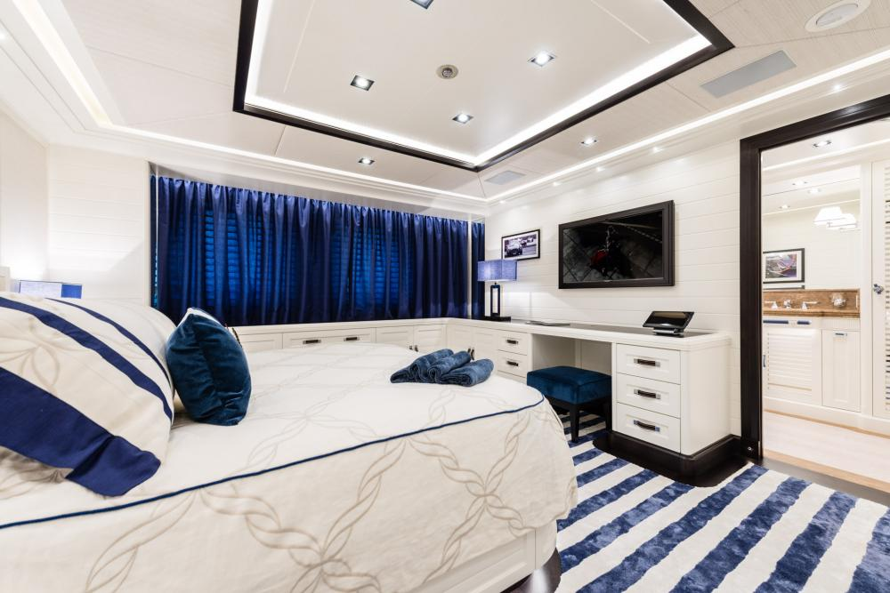 FOREVER ONE - Luxury Motor Yacht For Sale - Double Cabins - Img 1 | C&N