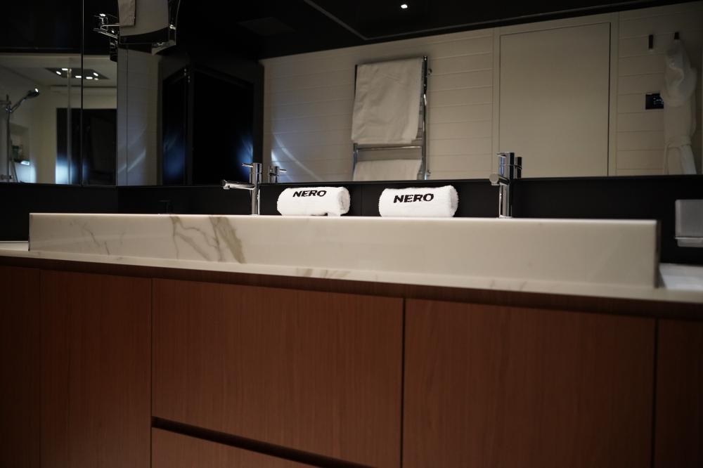 NERO - Luxury Motor Yacht For Sale - Master Cabin - Img 2   C&N