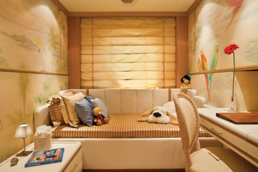 ECLIPSE - Luxury Motor Yacht For Charter - 1 MASTER CABIN  - Img 4 | C&N
