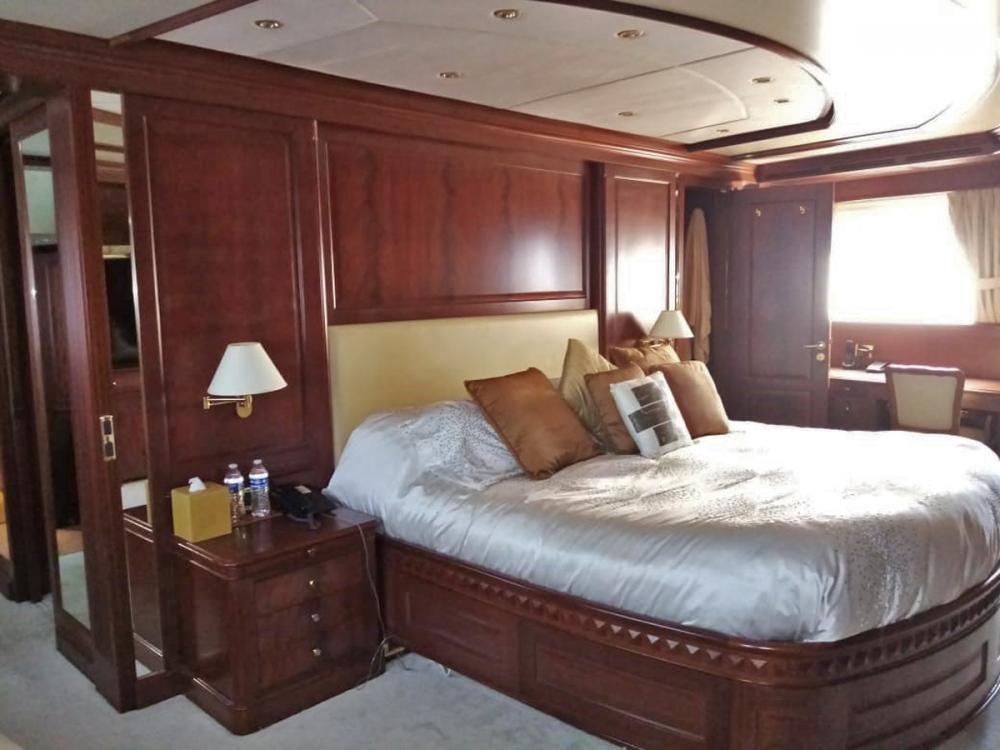 MAMMA MIA - Luxury Motor Yacht For Sale - Master Cabin - Img 1   C&N
