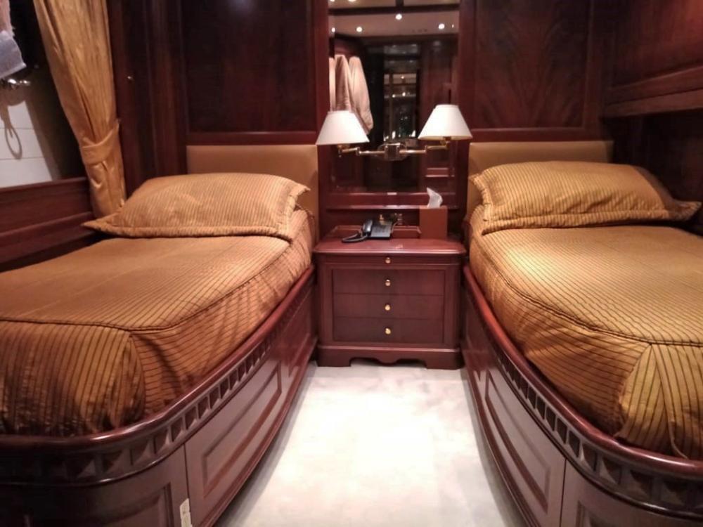 MAMMA MIA - Luxury Motor Yacht For Sale - Twin Cabin - Img 1   C&N