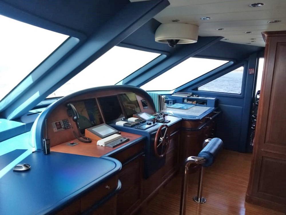 MAMMA MIA - Luxury Motor Yacht For Sale - Pilothouse - Img 1   C&N
