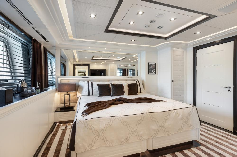 FOREVER ONE - Luxury Motor Yacht For Sale - Double Cabins - Img 3 | C&N