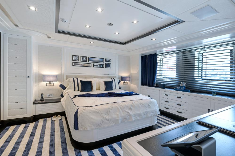 FOREVER ONE - Luxury Motor Yacht For Sale - Double Cabins - Img 6 | C&N