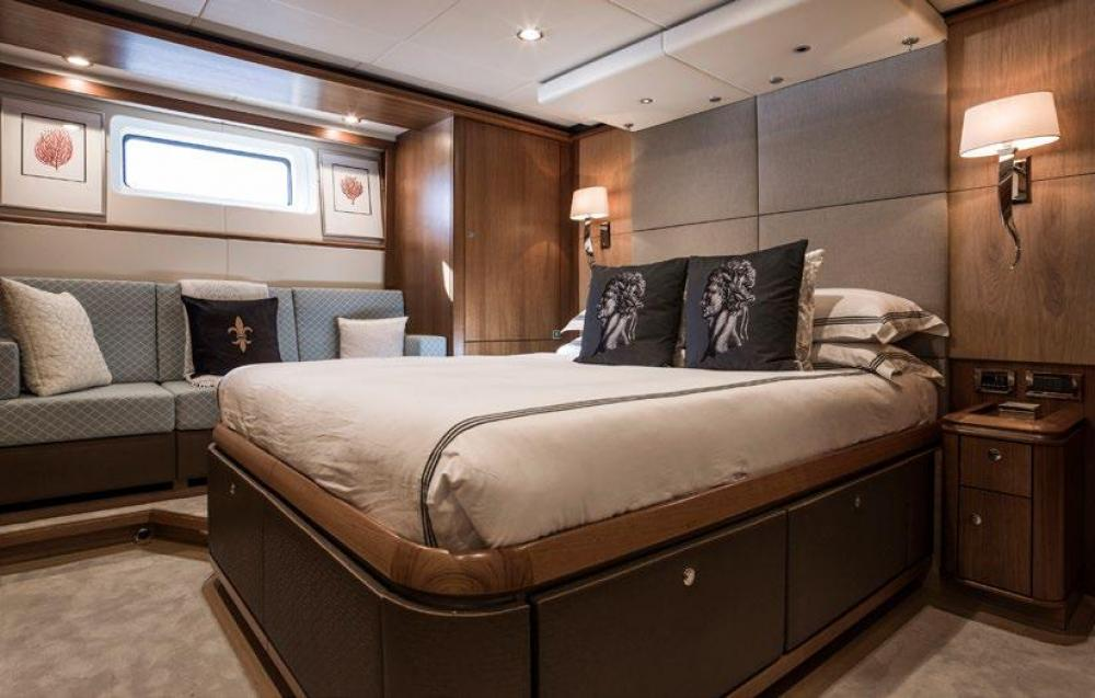TWILIGHT - Luxury Sailing Yacht For Charter - 2 DOUBLE CABINS - Img 1   C&N