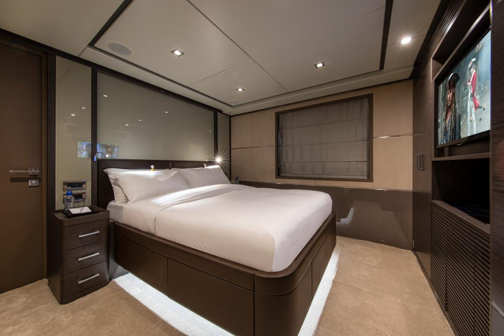 ORSO 3 - Luxury Motor Yacht For Charter - 2 DOUBLE CABINS - Img 3   C&N