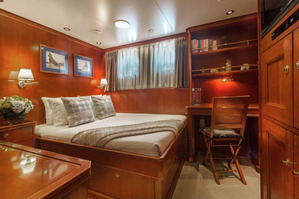 ZEEPAARD - Luxury Motor Yacht For Sale - 4 DOUBLE CABINS - Img 1 | C&N