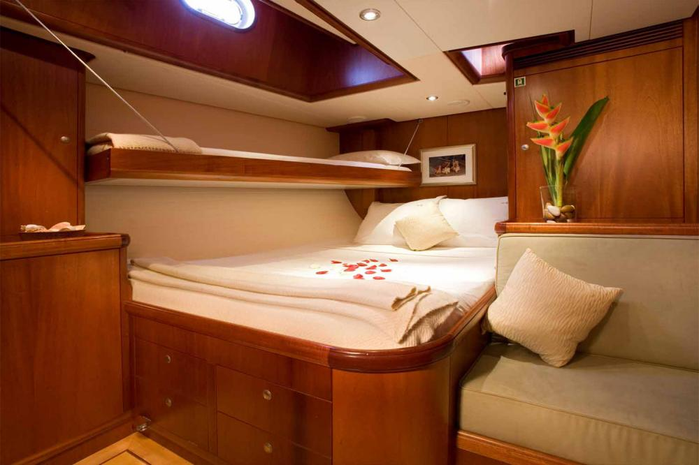 WHIRLWIND - Luxury Sailing Yacht For Sale - Double cabins - Img 2 | C&N