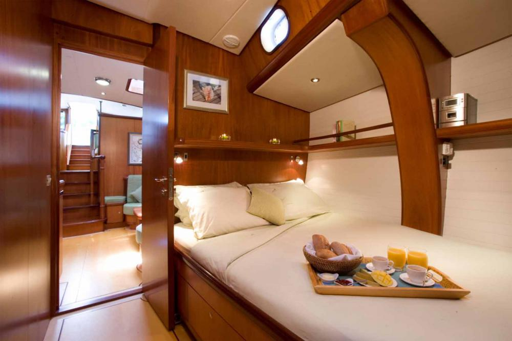 WHIRLWIND - Luxury Sailing Yacht For Sale - Double cabins - Img 1 | C&N