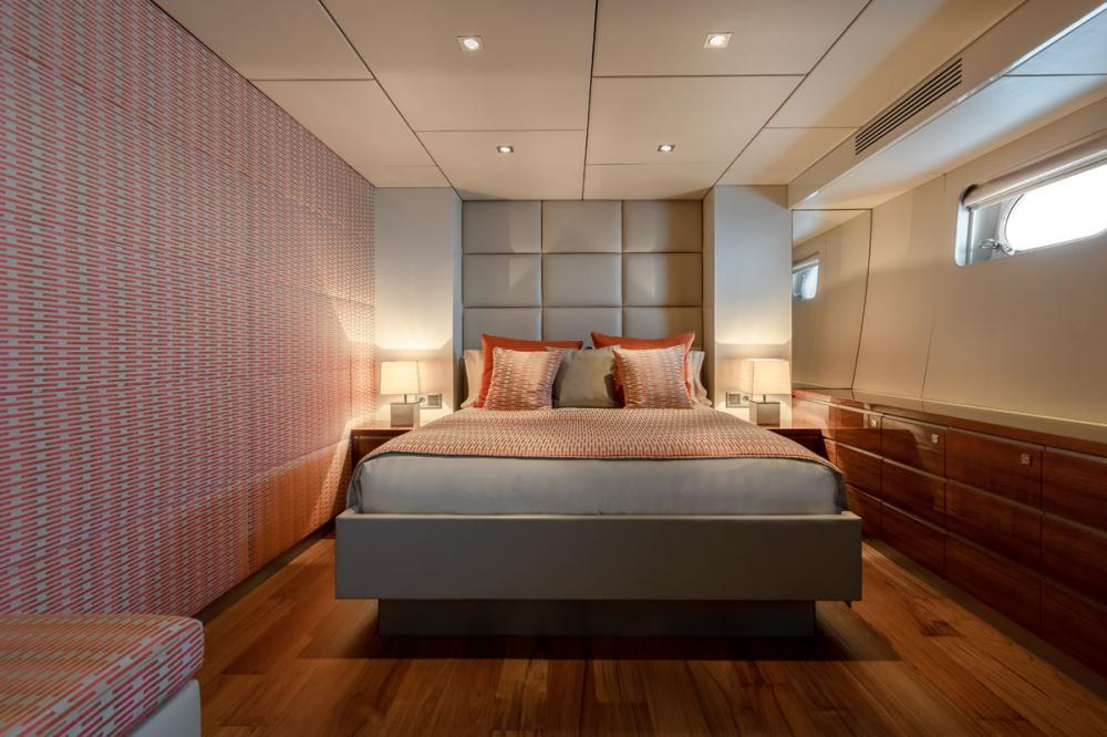 BASMALINA II - Luxury Motor Yacht For Sale - 2 VIP CABIN - Img 1 | C&N