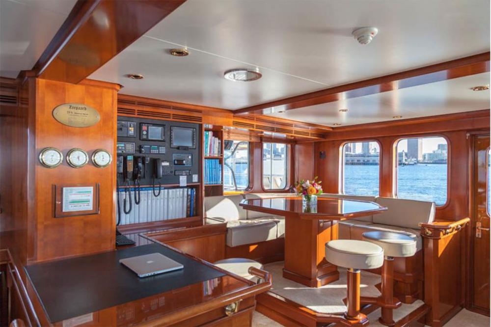 ZEEPAARD - Luxury Motor Yacht For Sale - BRIDGE - Img 2 | C&N