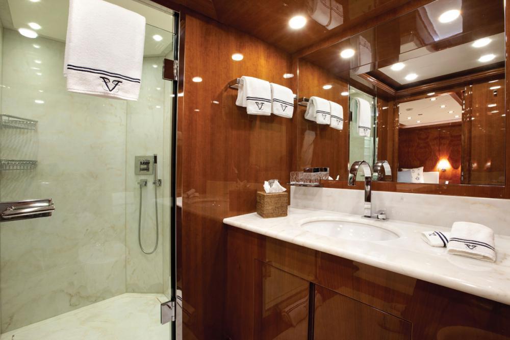 BARON TRENCK - Luxury Motor Yacht For Charter - 1 VIP | 1 DOUBLE CABIN - Img 3 | C&N