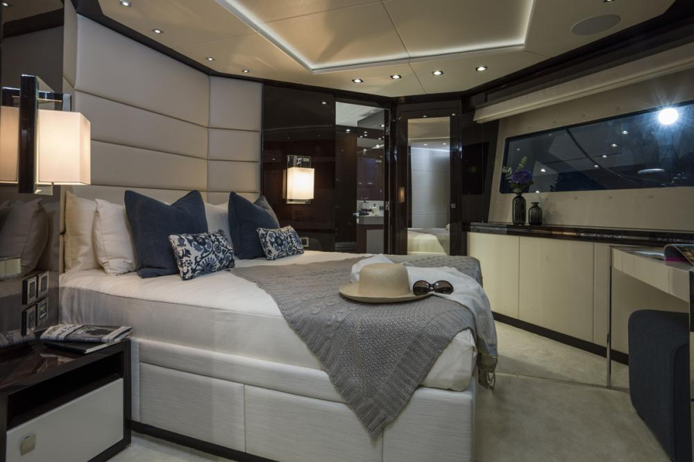 FLEUR - Luxury Motor Yacht For Charter - 2 DOUBLE CABINS - Img 1 | C&N