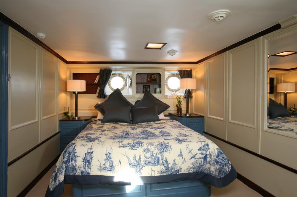 CALISTO - Luxury Motor Yacht For Charter - DOUBLE - Img 2   C&N