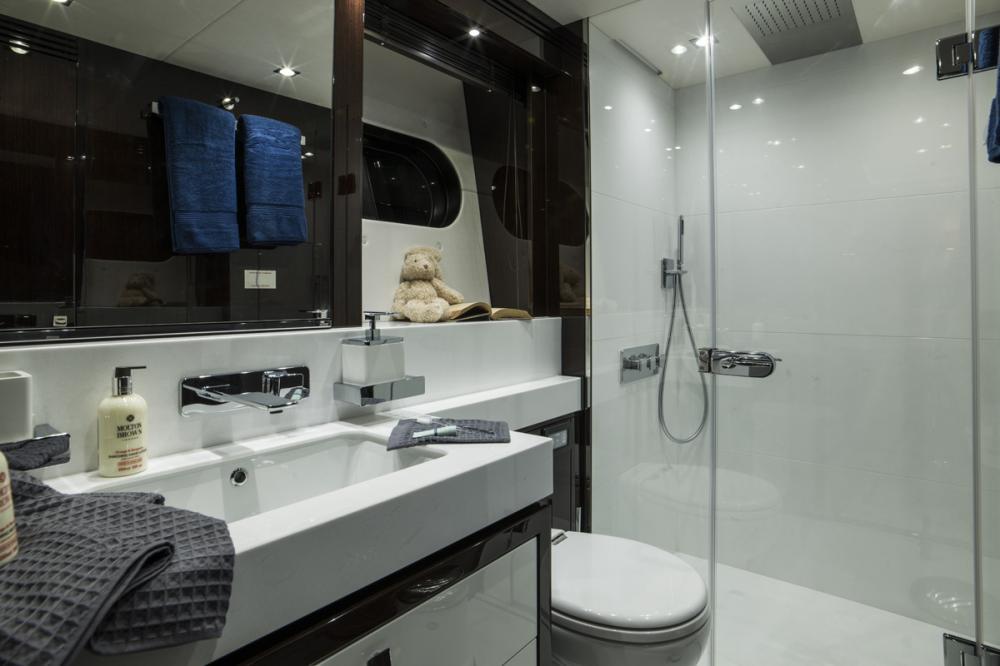 FLEUR - Luxury Motor Yacht For Charter - 2 TWIN CABINS - Img 2 | C&N