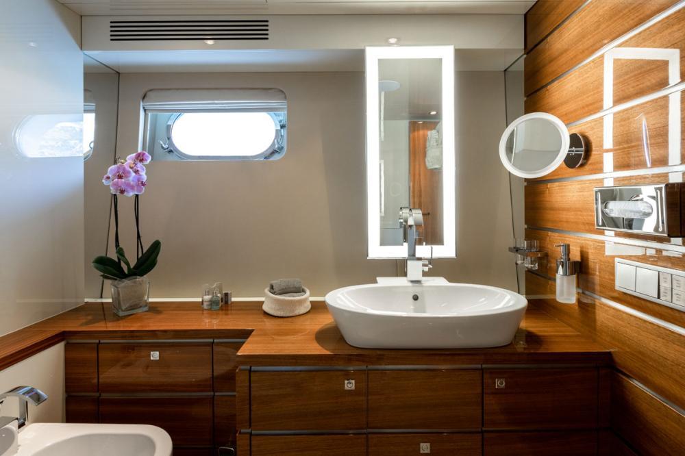BASMALINA II - Luxury Motor Yacht For Sale - 2 VIP CABIN - Img 3 | C&N