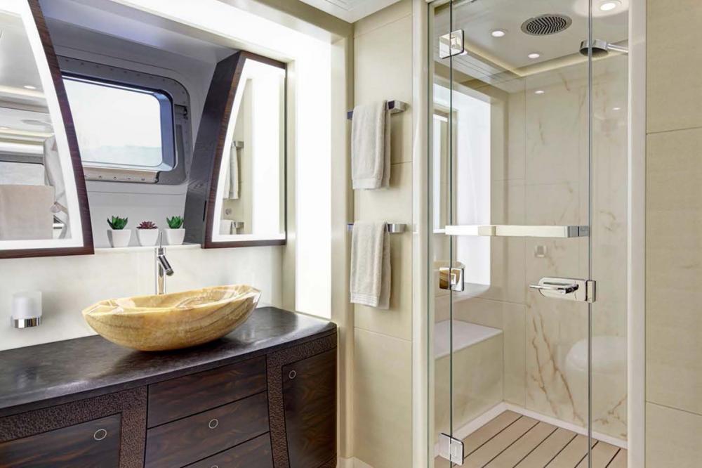 MONDANGO 3 - Luxury Sailing Yacht For Charter - 1 VIP CABIN   1 DOUBLE CABIN - Img 2   C&N