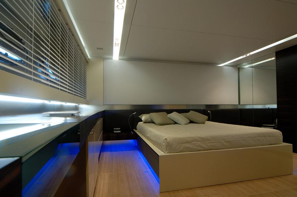 MIKYMAR - Luxury Motor Yacht For Sale - 1 MASTER CABIN - Img 1 | C&N