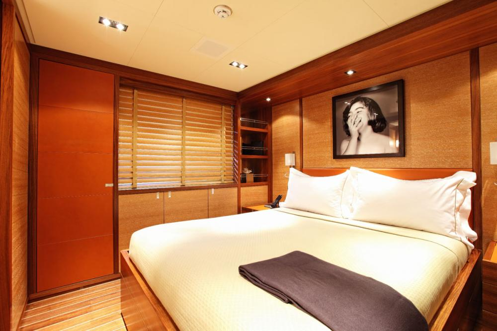 STATE OF GRACE - Luxury Sailing Yacht For Charter - 2 DOUBLE CABINS - Img 1 | C&N