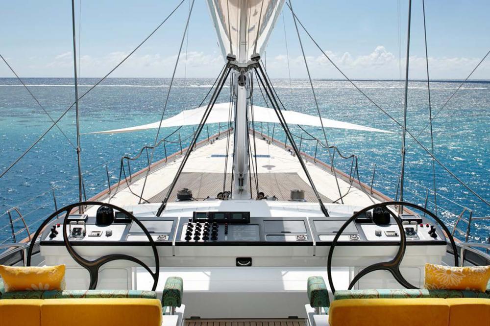 MONDANGO 3 - Luxury Sailing Yacht For Charter - BRIDGE - Img 1   C&N