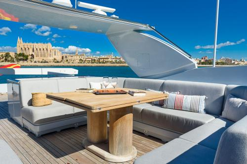 VIRGEN DEL MAR V - Luxury Motor Yacht For Sale - Exterior Design - Img 2 | C&N