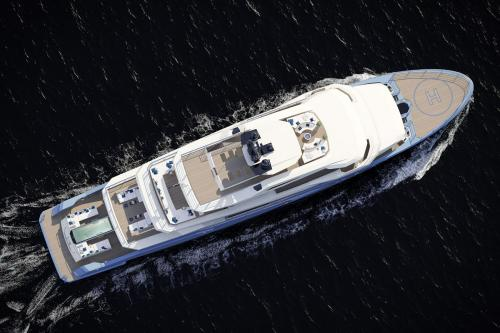 DAYS - Luxury Motor Yacht For Sale - Exterior Design - Img 2 | C&N