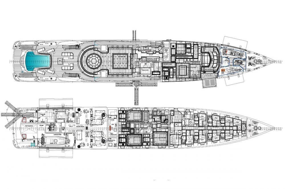 OKTO - Luxury Motor Yacht For Charter - MACHINERY - Img 1 | C&N