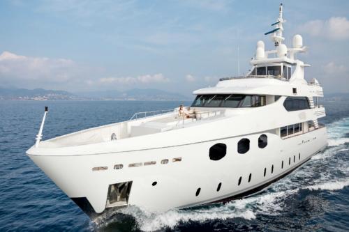 ELENI - Luxury Motor Yacht for Charter   C&N