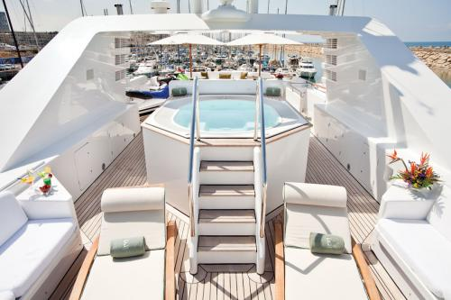 ECLIPSE - Luxury Motor Yacht For Charter - Exterior Design - Img 2 | C&N