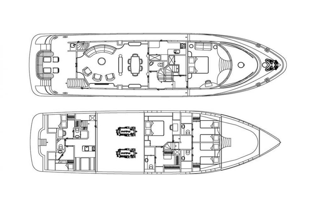 BELLE ISLE - Luxury Motor Yacht For Sale -  - Img 1   C&N