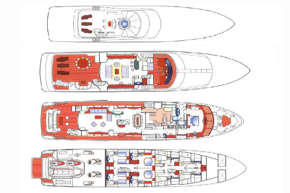 SEABLUE'Z - Luxury Motor Yacht For Charter -  - Img 1 | C&N