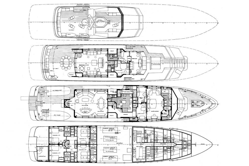 ECLIPSE - Luxury Motor Yacht For Sale -  - Img 1 | C&N