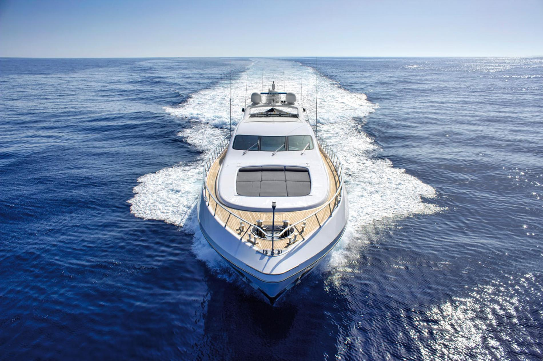 FOUR FRIENDS - Luxury Motor Yacht For Sale - Exterior Design - Img 1 | C&N