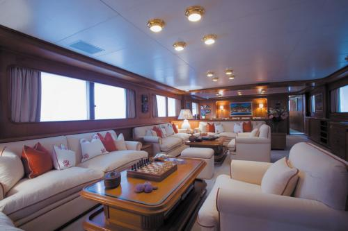 HAPPYSSIMA DEI GALLI - Luxury Motor Yacht For Sale - Interior Design - Img 1 | C&N
